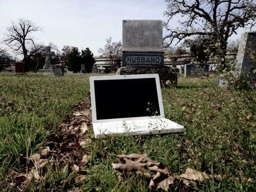 Haunted-laptop