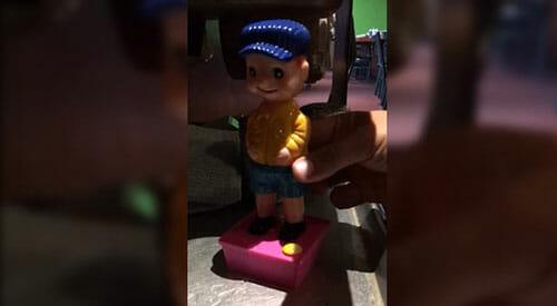 Hibachi-toy